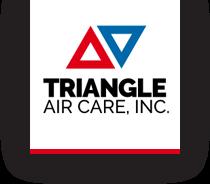 triangle care logo